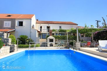 Property Orašac (Dubrovnik) - Accommodation 9115 - Apartments with pebble beach.