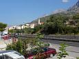 Balcony - view - Apartment A-9128-c - Apartments and Rooms Makarska (Makarska) - 9128