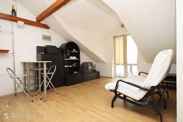 Brna, Living room u smještaju tipa apartment, dopusteni kucni ljubimci i WIFI.