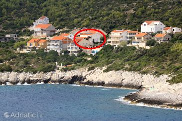 Property Zavalatica (Korčula) - Accommodation 9151 - Apartments near sea with rocky beach.