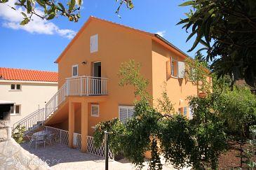 Property Korčula (Korčula) - Accommodation 9154 - Apartments near sea with pebble beach.
