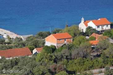 Property Kneža (Korčula) - Accommodation 9164 - Apartments near sea with pebble beach.