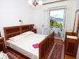 Bedroom 1 - Apartment A-9176-a - Apartments Lumbarda (Korčula) - 9176