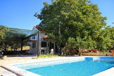 Property Prižba (Korčula) - Accommodation 9178 - Vacation Rentals with pebble beach.