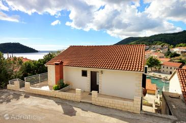 Property Brna (Korčula) - Accommodation 9187 - Apartments near sea.