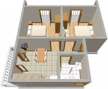 Apartment A-919-a - Apartments Brodarica (Šibenik) - 919