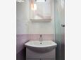 Rastići, Bathroom u smještaju tipa apartment, WIFI.