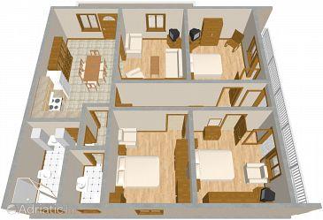Apartment A-921-a - Apartments Brodarica (Šibenik) - 921