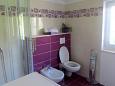Korčula, Bathroom u smještaju tipa apartment, dopusteni kucni ljubimci i WIFI.
