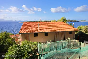 Property Prižba (Korčula) - Accommodation 9227 - Apartments near sea with pebble beach.