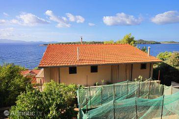 Prižba, Korčula, Property 9227 - Apartments blizu mora with pebble beach.