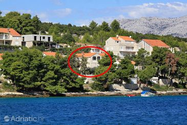 Property Lumbarda (Korčula) - Accommodation 9236 - Apartments near sea.