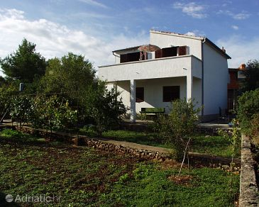 Property Raslina (Krka) - Accommodation 924 - Apartments with pebble beach.
