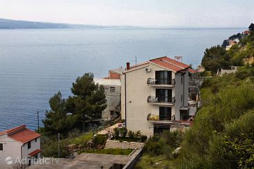 Property Zavode (Omiš) - Accommodation 9245 - Apartments near sea with pebble beach.