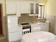 Komiža, Kitchen u smještaju tipa apartment, WIFI.
