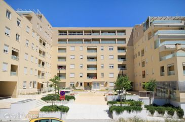 Property Split (Split) - Accommodation 9249 - Apartments with pebble beach.