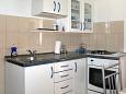Kitchen - Apartment A-9258-b - Apartments Krapanj (Šibenik - Krapanj) - 9258
