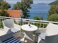 Terrace 1 - House K-9296 - Vacation Rentals Brna (Korčula) - 9296