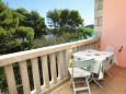 Balcony 1 - Apartment A-9300-a - Apartments Lumbarda (Korčula) - 9300