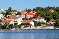 Apartments by the sea Lumbarda (Korčula) - 9300
