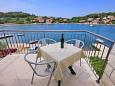 Balcony - Studio flat AS-9303-a - Apartments Lumbarda (Korčula) - 9303