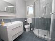 Bathroom - Studio flat AS-9303-a - Apartments Lumbarda (Korčula) - 9303