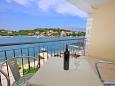 Balcony - Studio flat AS-9303-b - Apartments Lumbarda (Korčula) - 9303