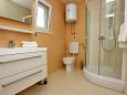 Bathroom - Studio flat AS-9303-b - Apartments Lumbarda (Korčula) - 9303