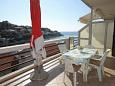Terrace - Apartment A-9315-b - Apartments Zavalatica (Korčula) - 9315