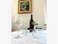 Dining room - Apartment A-9316-a - Apartments Uvala Vrbovica (Korčula) - 9316