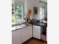 Kitchen - Apartment A-9316-a - Apartments Uvala Vrbovica (Korčula) - 9316