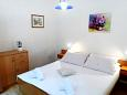 Bedroom 1 - Apartment A-9316-a - Apartments Uvala Vrbovica (Korčula) - 9316