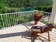 Terrace - Apartment A-9316-a - Apartments Uvala Vrbovica (Korčula) - 9316