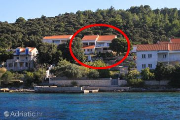 Tri Žala, Korčula, Property 9317 - Apartments blizu mora.
