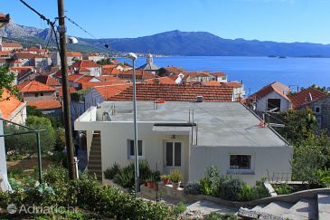 Property Korčula (Korčula) - Accommodation 9318 - Apartments near sea with pebble beach.