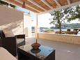 Terrace - Studio flat AS-9325-a - Apartments Lumbarda (Korčula) - 9325