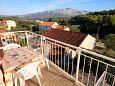 Balcony 1 - Apartment A-9329-a - Apartments Lumbarda (Korčula) - 9329