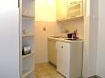 Kitchen - Studio flat AS-9340-c - Apartments Novalja (Pag) - 9340