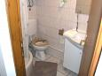 Bathroom - Studio flat AS-9340-c - Apartments Novalja (Pag) - 9340