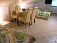 Bedroom - Studio flat AS-9340-c - Apartments Novalja (Pag) - 9340