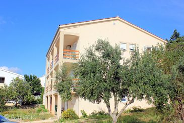 Property Novalja (Pag) - Accommodation 9401 - Apartments near sea.