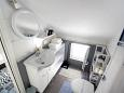 Bathroom - Studio flat AS-9404-a - Apartments Promajna (Makarska) - 9404