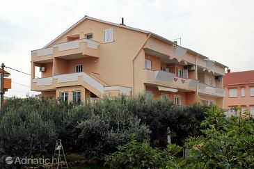 Property Novalja (Pag) - Accommodation 9419 - Apartments with pebble beach.