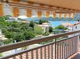 Terrace - view - Studio flat AS-9422-b - Apartments Marina (Trogir) - 9422