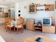 Mavarštica, Living room u smještaju tipa apartment, dostupna klima i WIFI.