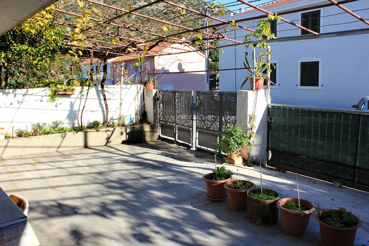 Apartmány s parkoviskom v meste Marina - 9438