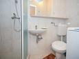 Dubrovnik, Bathroom u smještaju tipa studio-apartment, dopusteni kucni ljubimci.