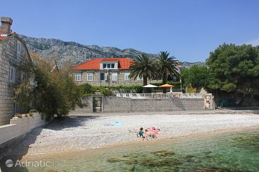Property Orebić (Pelješac) - Accommodation 9452 - Apartments near sea with pebble beach.