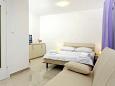 Bedroom - Studio flat AS-9464-b - Apartments and Rooms Podstrana (Split) - 9464