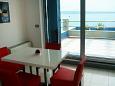 Podstrana, Dining room 2 u smještaju tipa house, dostupna klima, dopusteni kucni ljubimci i WIFI.